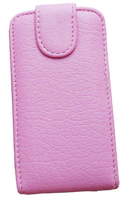 Apple Touch iPod 4th Generation PINK PU LEATHER CASE Ipod Touch 4. Generation Pink