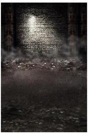 Brick effect photo back drop