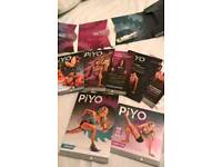 Piyo workout - New - price includes recorded delivery