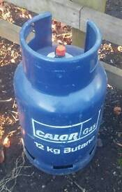 Empty 12KG Calor Gas Bottle