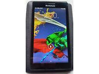 Tablet Lenovo TAB2 A7, 7-inch IPS display, 8GB + microSD card slot, Wi-Fi, BT, GPS, Black