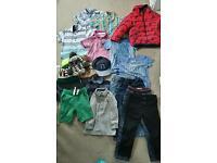 Next Boys Clothes Bundle for Age 3-4
