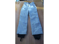 Snowboarding trousers (ladies slim fit)