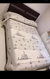 Bed Frame + mattress ikea