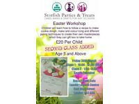 Easter Decorating Workshop by 'Starfish Parties & Treats'