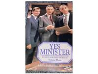 Yes minister volume 3 Book