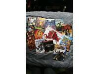 Game Guides - £3 Each