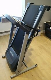 Welso Cadence 26 Folding treadmill with power incline