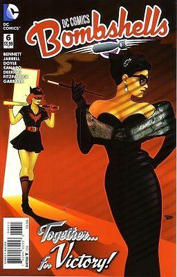 DC Comics Bombshells #6 First Print New/Unread Harley Quinn Poison Ivy