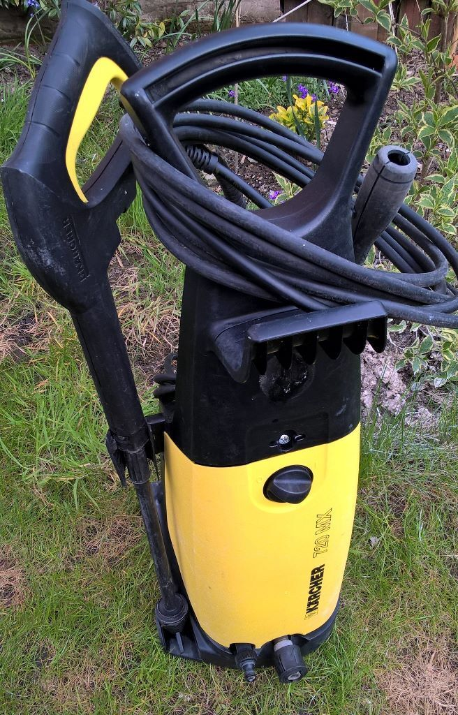 karcher pressure washer in bury manchester gumtree. Black Bedroom Furniture Sets. Home Design Ideas