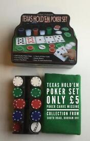 Texas Hold'em Poker Kit