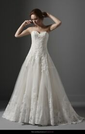 Olivia Grace Wedding Dress Size 14