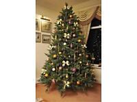 10ft John Lewis Christmas tree bargain!