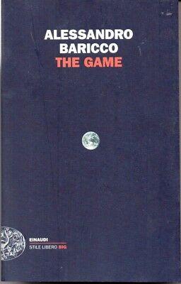 Alessandro Baricco - THE GAME - Einaudi