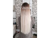 Hair Extensions - 6 Methods - By Fully Qualified & Insured Hair Extension Specialist