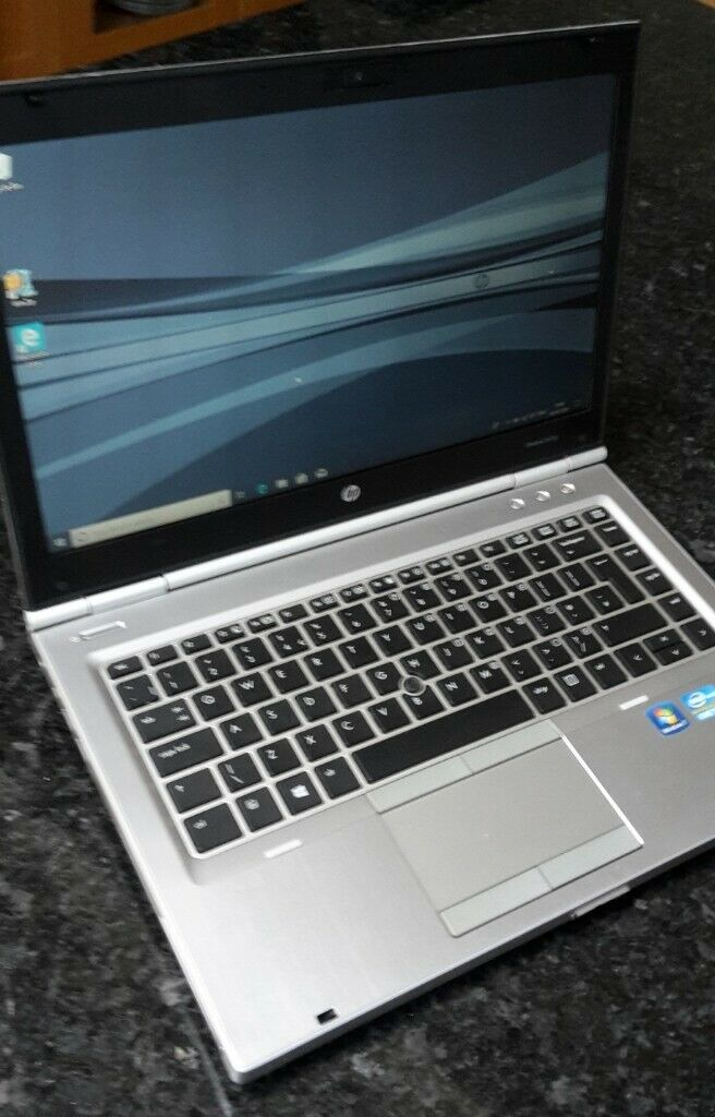 HP EliteBook 8470p * i5 cpu * microsoft office * 4gb ram * | in  Magherafelt, County Londonderry | Gumtree