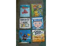 6 x Brand New Children's Books
