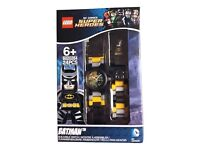 30 Brand New Lego DC Batman Buildable Watches Joblot Market Trader Wholesale