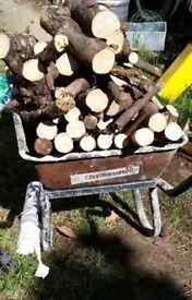 Log Wood - Barrow Load