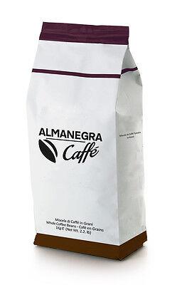 Almanegra 6KG Di Caffè in Grani Chicchi Miscela Bar Alta Qualità Gusto del Sud