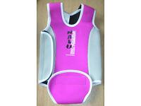 NALU' Waveware Girls Wetsuit - 0-6 months