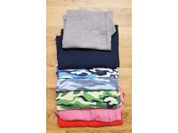 BULK Used Various Colour / Assorted Sizes | Mens Vests | Assorted Designs | Plain | Sports | Leeds