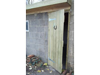 Secure Storage shed to rent