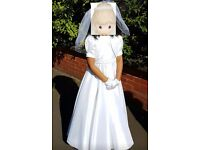 Stunning Girl's Communion Dress / Outfit