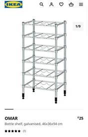 IKEA Omar Wine rack