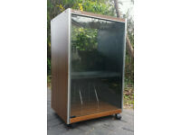 Panasonic Vintage HiFi Audio Rack Display Cabinet - excellent condition