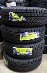 Dodge Caravan Winter Rim Tire Package $699 + Tax @9056732828 17 Inch 4 New Winter Tires 4 New Steel wheels Grand Caravan