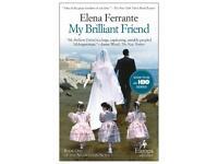 Neapolitan Novels Series Elena Ferrante Collection 4 Books Bundle