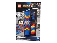 30 Brand New Lego Superman Buildable Watches Joblot Market Trader Wholesale