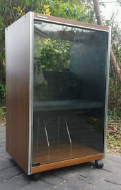 Panasonic Vintage HiFi Audio Rack Display Cabinet - excellent condition