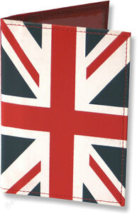 REAL-LEATHER-UK-UNION-JACK-FLAG-PASSPORT-COVER-HOLDER-NEW