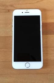 Silver/white iPhone 6, 16GB, UNLOCKED - £270 ONO