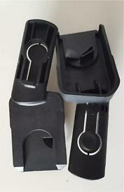 Quinny/Maxi cosi car seat adapter
