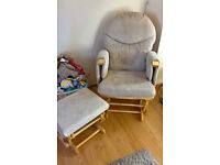 Nursing rocking chair - nursery furniture