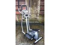 Magnetic Cross Trainer FREE DELIVERY Elliptical Bike Gym Weight Loss Fitness
