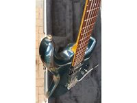 Musicman Luke 1 piezo with Bare Knuckle and other upgrades