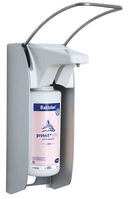 Bode Eurospender 1 Plus langer Armhebel 350/500 ml Metall-Desinfektionsspender