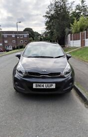 Kia Rio 1.4 Grey - Low Mileage, High Spec, 3 Door