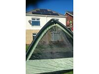 Airzone inflatable tent