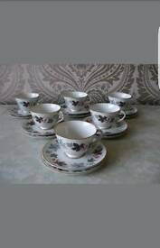 Royal Doulton 18 peice tea set