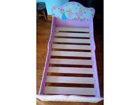 Princess Toddler Bed Mattress Duvet Bedding for sale