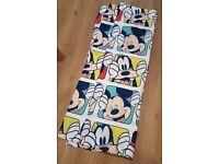 mickey mouse curtains