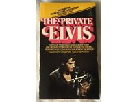 'The Private Elvis' Paperback (Published 1977) by May Mann