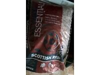 Scottish Red Gravel x 6 Bags