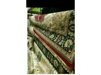 Big cotton thick iranian rug new and cheap