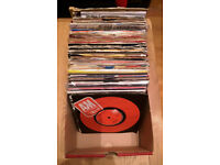 "100 x 7"" vinyl singles from the 80's Pop records"